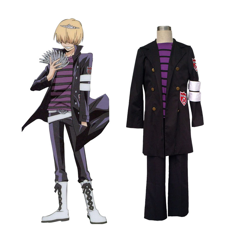 Déguisement Cosplay Hitman Reborn Belphegor 1 Boutique de France