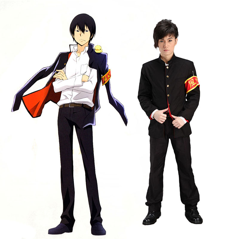 Déguisement Cosplay Hitman Reborn Kyoya Hibari 1 Boutique de France