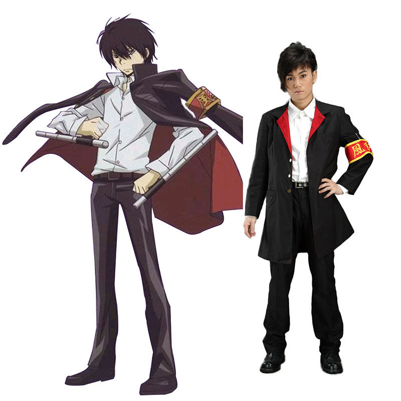 Déguisement Cosplay Hitman Reborn Kyoya Hibari 2 Boutique de France