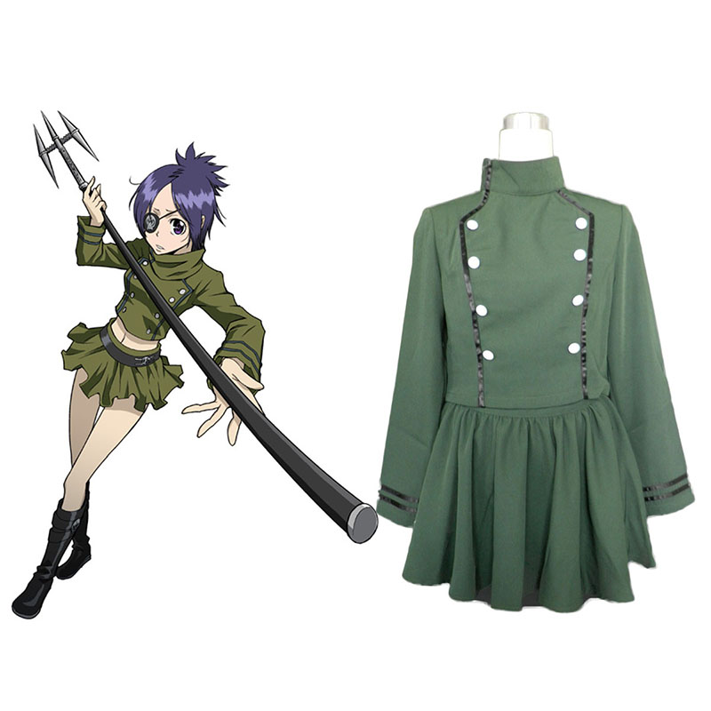 Déguisement Cosplay Hitman Reborn Chrome Dokuro Boutique de France