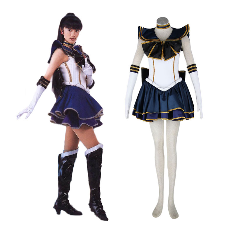 Déguisement Cosplay Sailor Moon Meiou Setsuna 2 Boutique de France