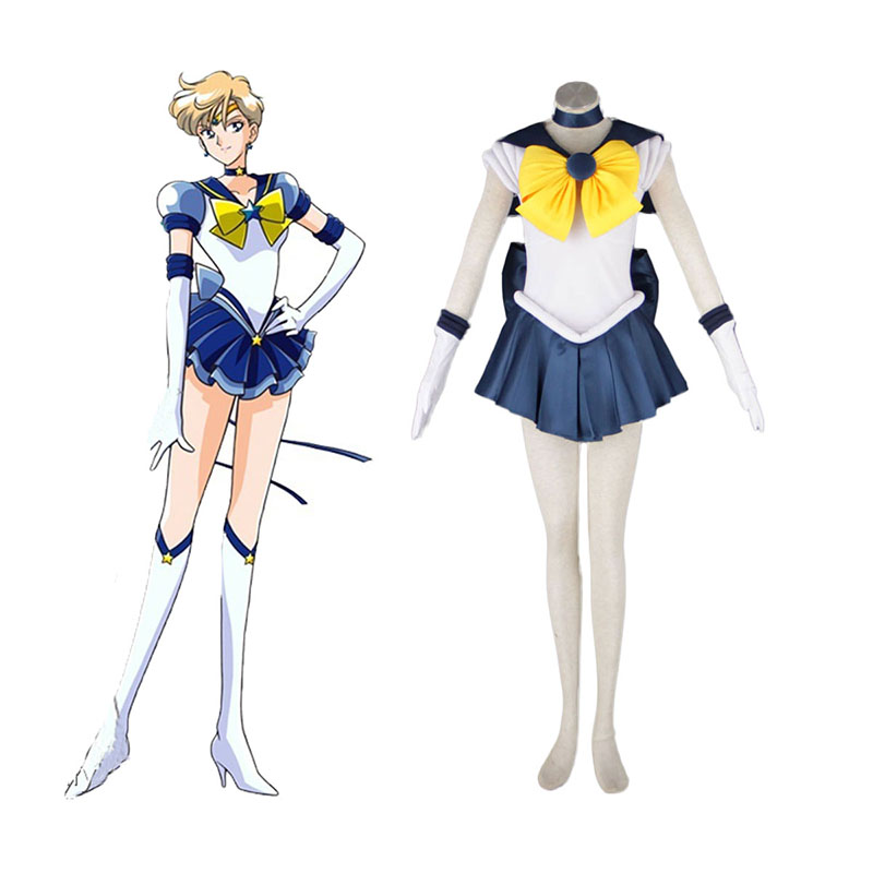Déguisement Cosplay Sailor Moon Tenoh Haruka 1 Boutique de France