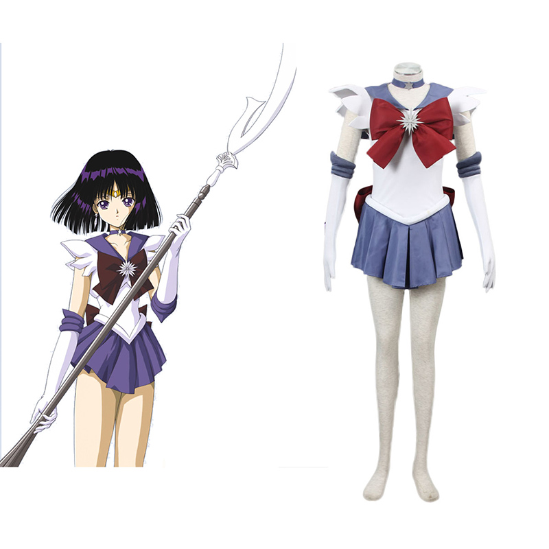Déguisement Cosplay Sailor Moon Hotaru Tomoe 1 Boutique de France