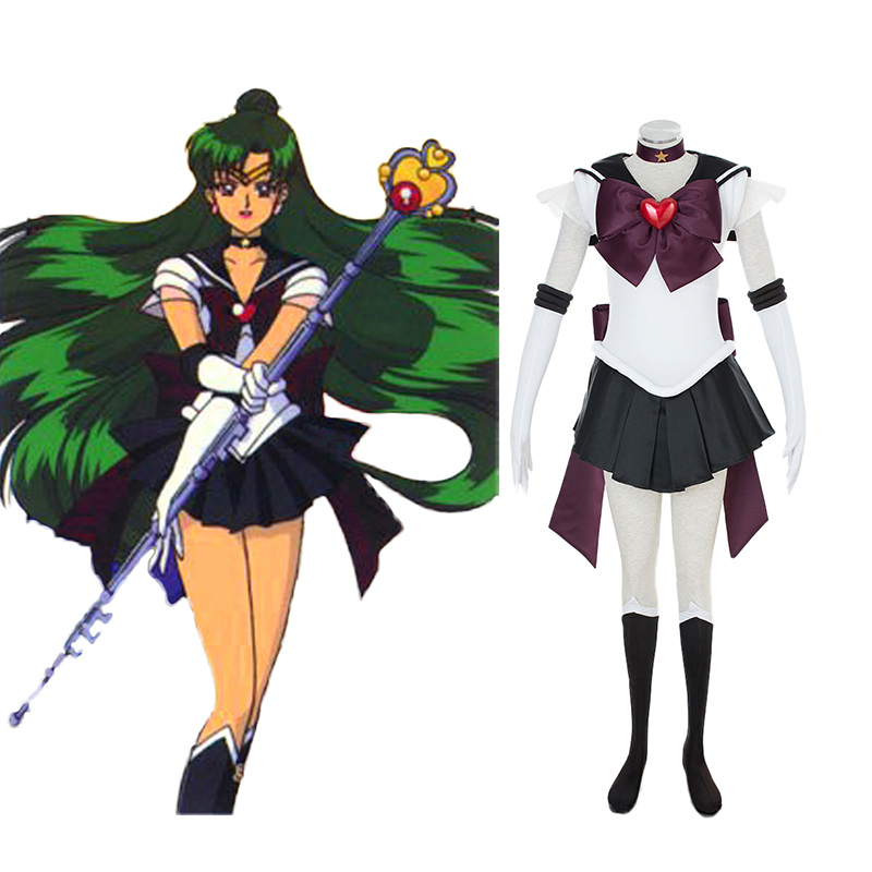 Déguisement Cosplay Sailor Moon Meiou Setsuna 3 Boutique de France