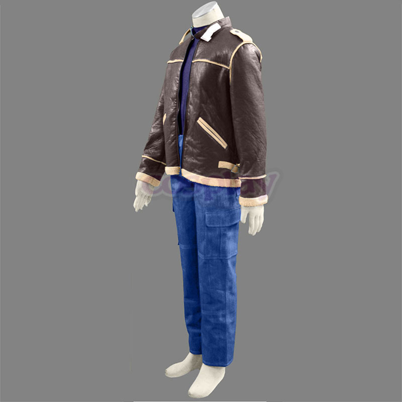 Déguisement Cosplay Resident Evil 4 Leon S. Kennedy Cosplay CostumeBoutique de France