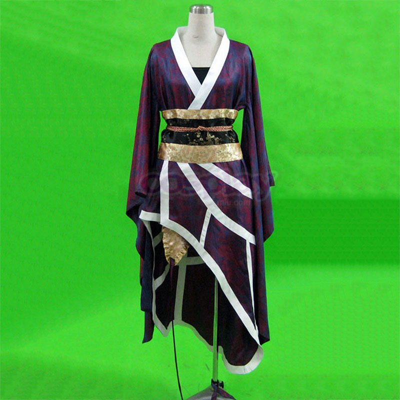 Déguisement Cosplay Samurai Warriors Nouhime 1 Boutique de France