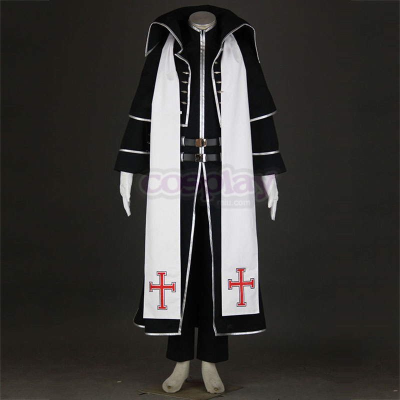 Déguisement Cosplay Trinity Blood Tres Iqus 1 Boutique de France