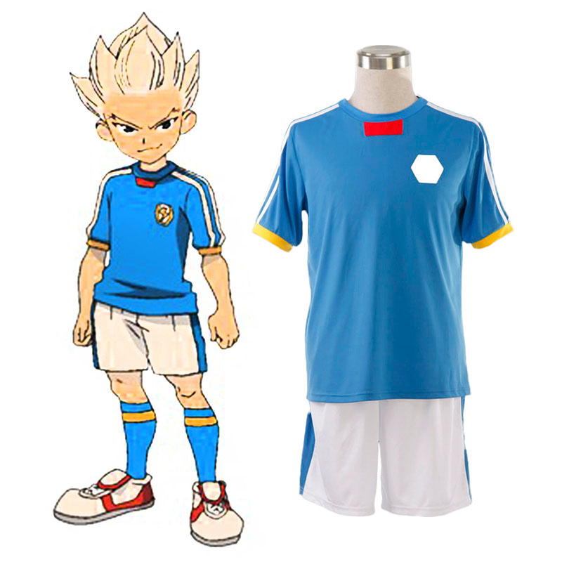 Déguisement Cosplay Inazuma Eleven Japan National Team Summer 1 Boutique de France