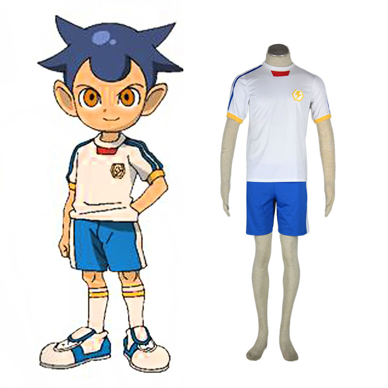 Déguisement Cosplay Inazuma Eleven Japan Team Summer 2 Boutique de France