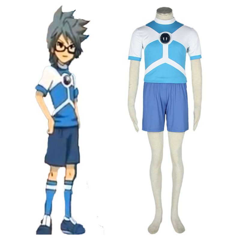 Déguisement Cosplay Inazuma Eleven Alien Soccer Jersey Boutique de France