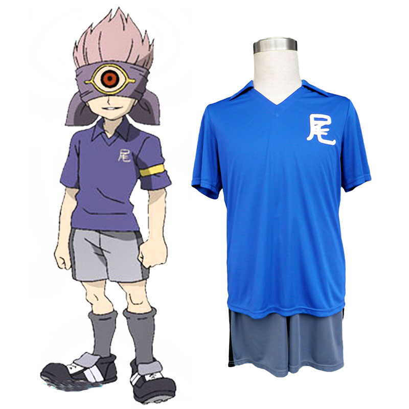 Déguisement Cosplay Inazuma Eleven Junior high Soccer Jersey Boutique de France