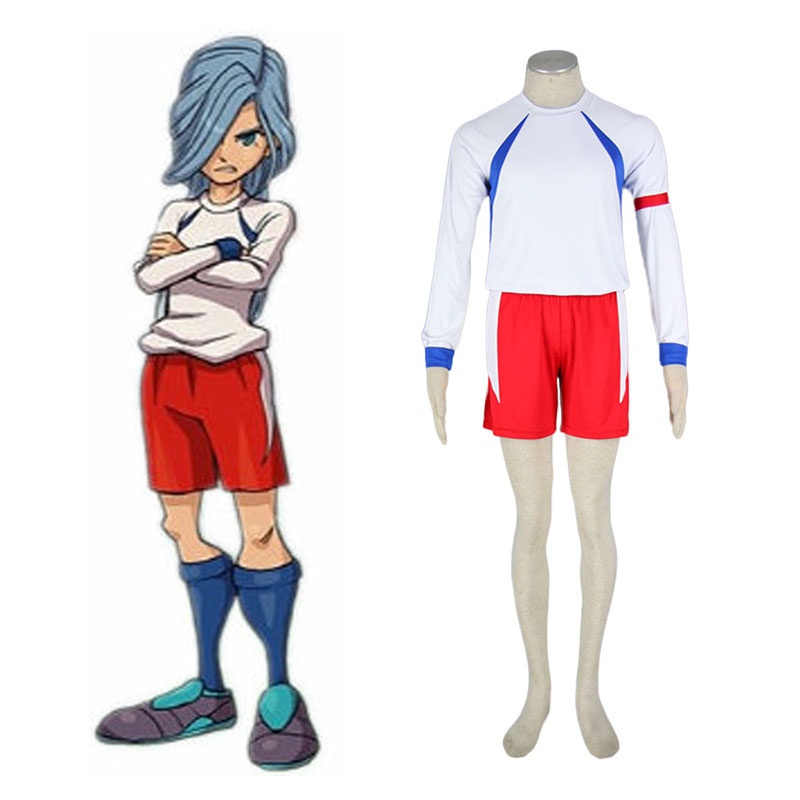 Déguisement Cosplay Inazuma Eleven British Team Soccer Jersey 2 Boutique de France