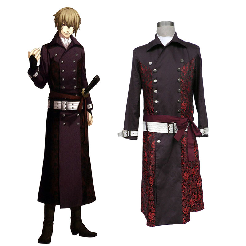 Déguisement Cosplay Hakuouki Kazama Chikage 1 Boutique de France