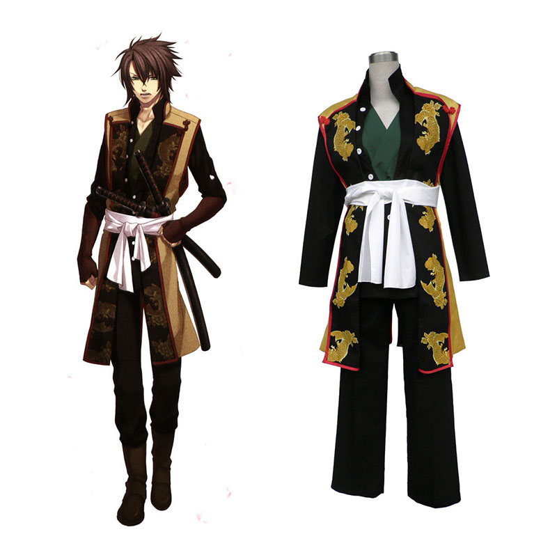 Déguisement Cosplay Hakuouki Okita Souji 1 Boutique de France