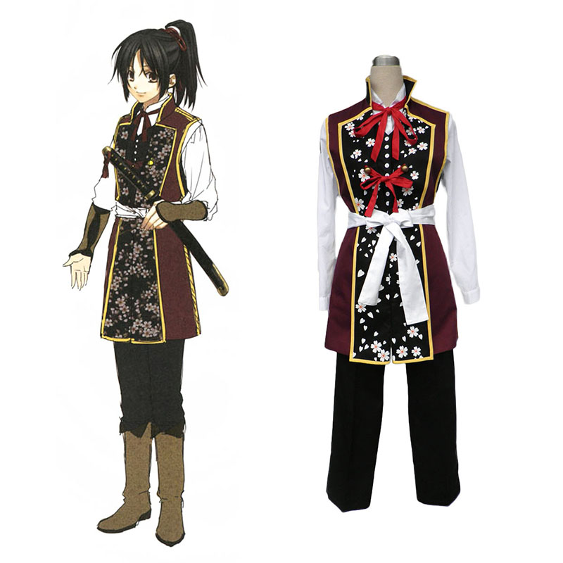 Déguisement Cosplay Hakuouki Chizuru Yukimura 2 Boutique de France