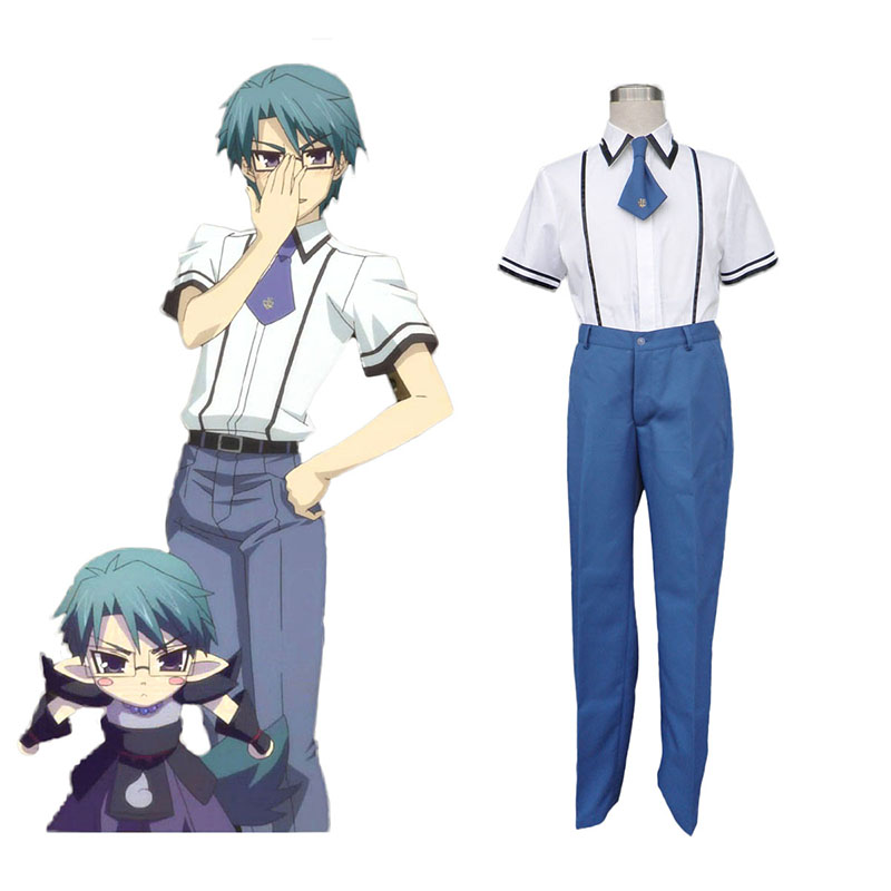 Déguisement Cosplay Baka and Test Male Uniforme scolaire Boutique de France