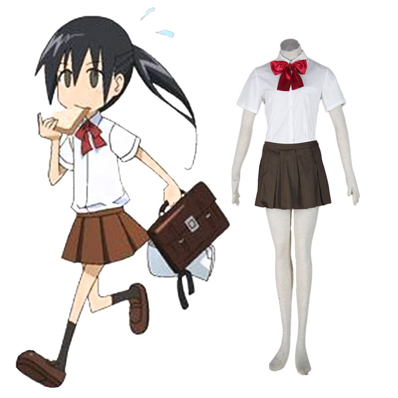 Déguisement Cosplay Seitokai Yakuindomo Mitsuba Mutsumi 1 Boutique de France
