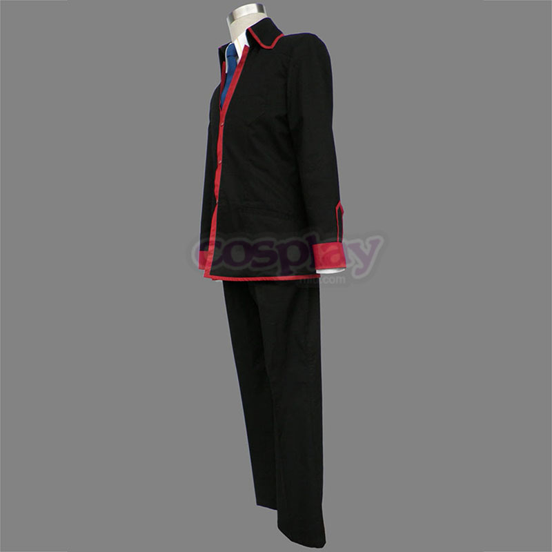 Déguisement Cosplay Little Busters Male Uniforme scolaire Boutique de France