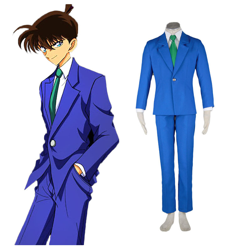 Déguisement Cosplay Detective Conan Jimmy Kudo 1 Boutique de France