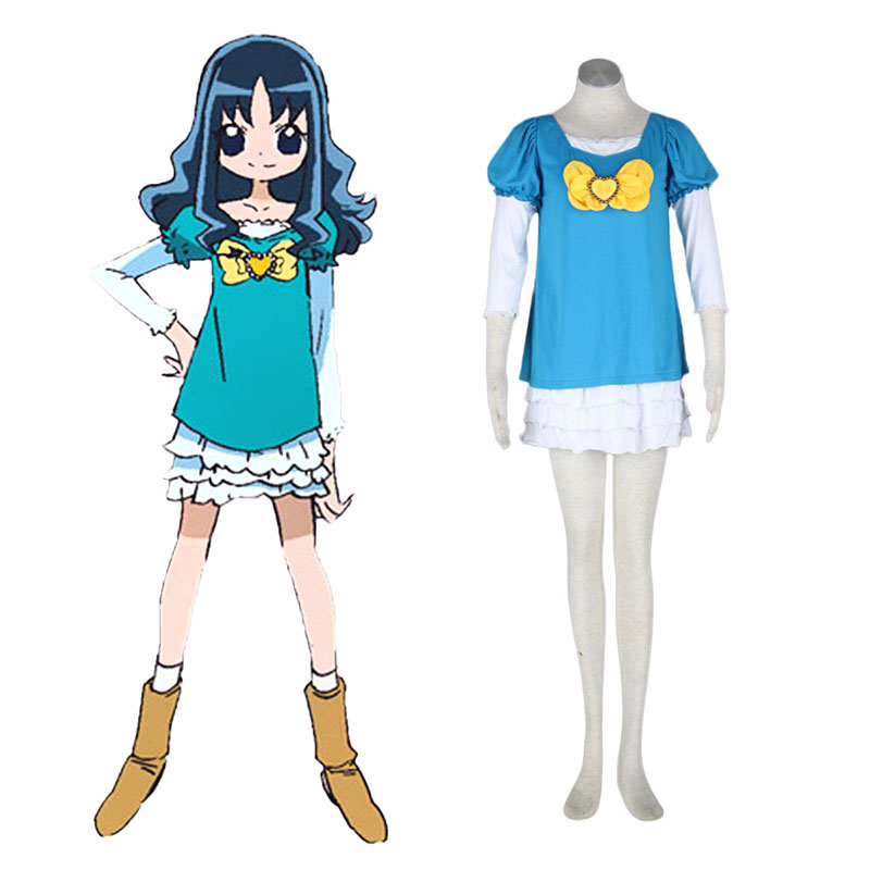 Déguisement Cosplay HeartCatch Pretty Cure! Erika Kurumi Boutique de France