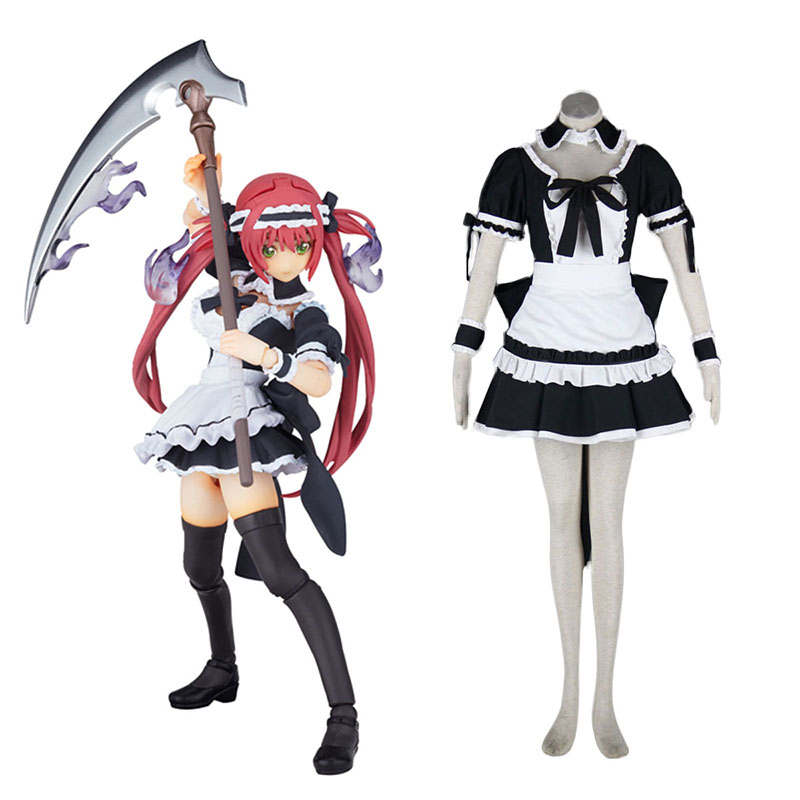 Déguisement Cosplay Queen's Blade Airi Maid Boutique de France