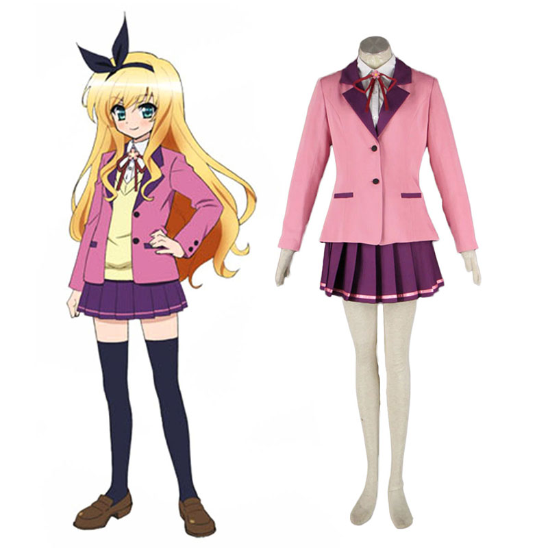 Déguisement Cosplay MM! Female Winter Uniforme scolaire Boutique de France