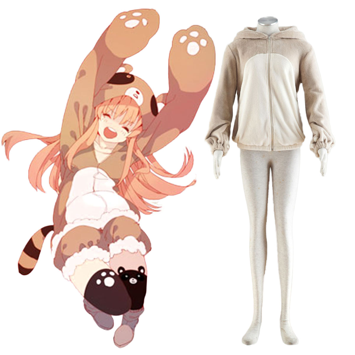 Déguisement Cosplay Monthly Girls' Nozaki-kun Chiyo Sakura 1 Boutique de France