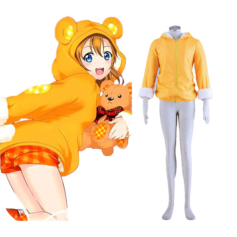 Déguisement Cosplay Love Live! Honoka Kousaka 2 Boutique de France