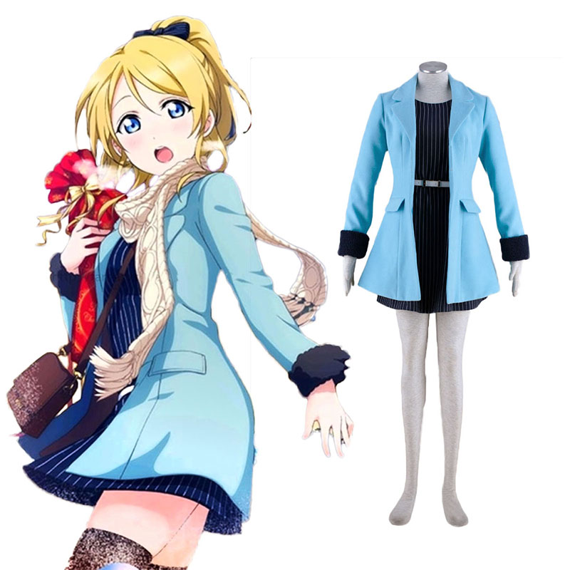Déguisement Cosplay Love Live! Eli Ayase 2 Boutique de France