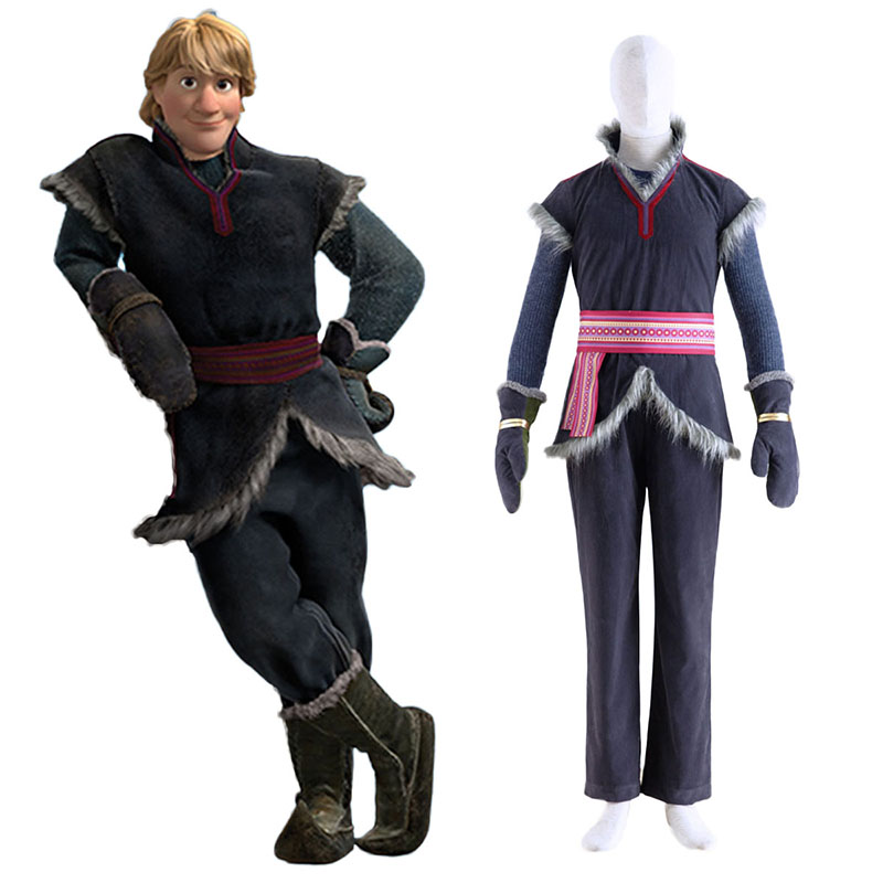 Déguisement Cosplay Frozen Kristoff 1 Boutique de France