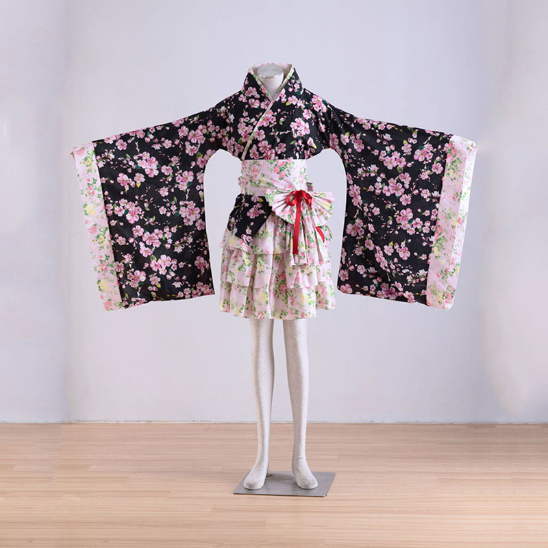 Déguisement Cosplay Kimono Culture Sakura Story 1 Boutique de France