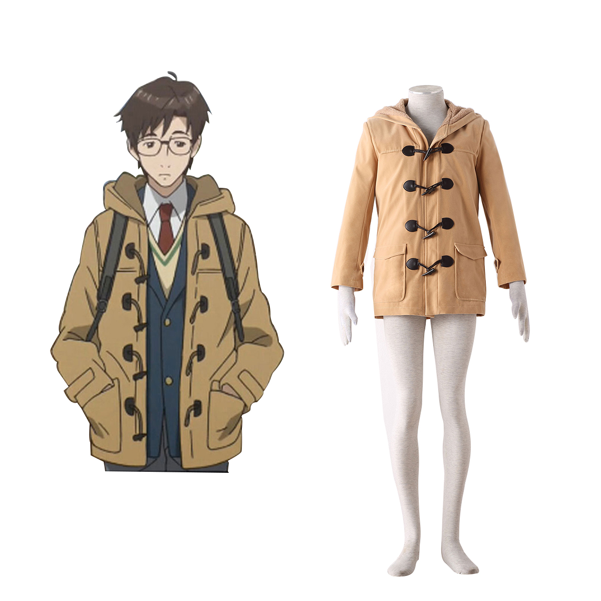 Déguisement Cosplay Parasitic Beasts Shinichi Izumi 1 Boutique de France
