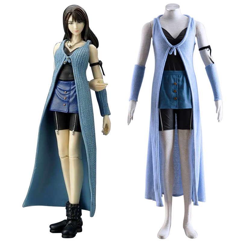 Déguisement Cosplay Final Fantasy VIII Rinoa Heartilly 1 Boutique de France