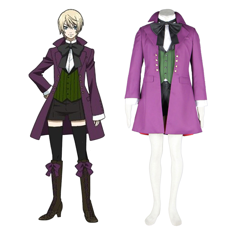 Déguisement Cosplay Black Butler Alois Trancy 1 Boutique de France