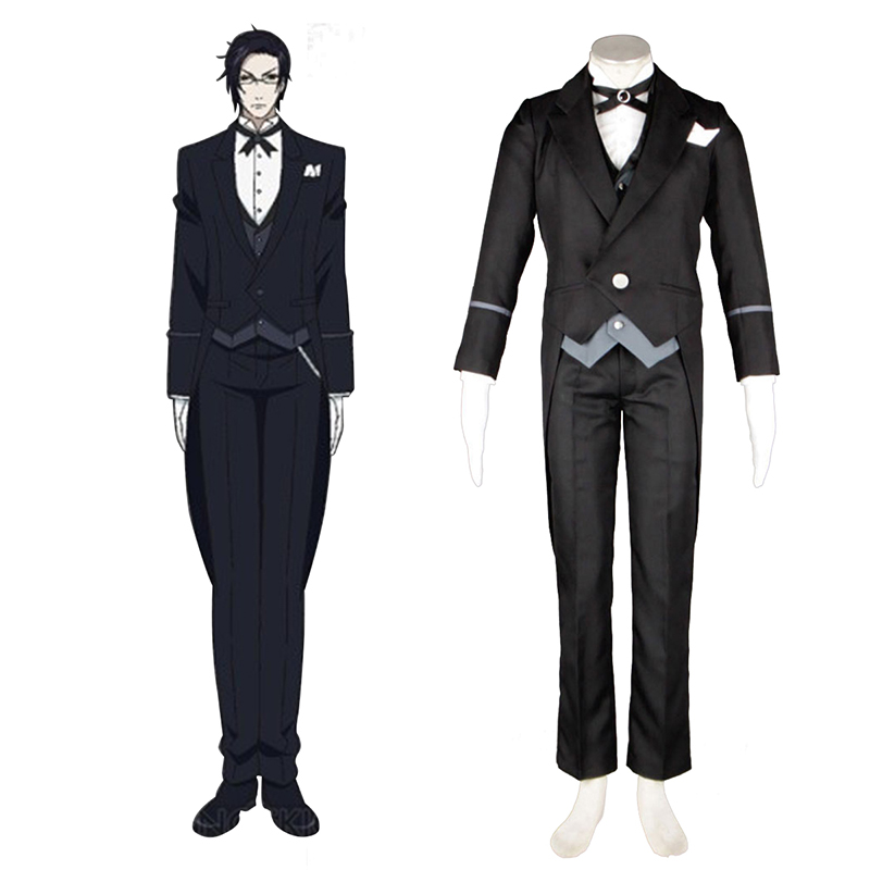 Déguisement Cosplay Black Butler Claude Faustus 1 Boutique de France