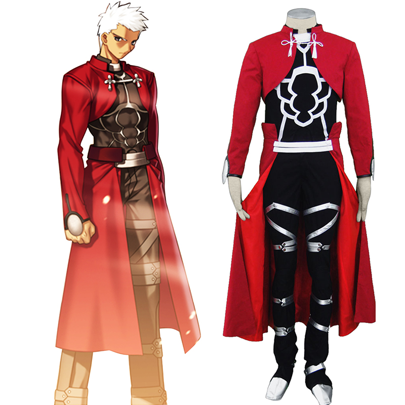 Déguisement Cosplay The Holy Grail War Archer Boutique de France