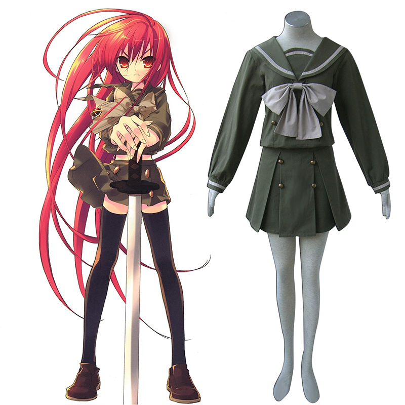 Déguisement Cosplay Shakugan no Shana Shana 2 Winter Sailor Boutique de France