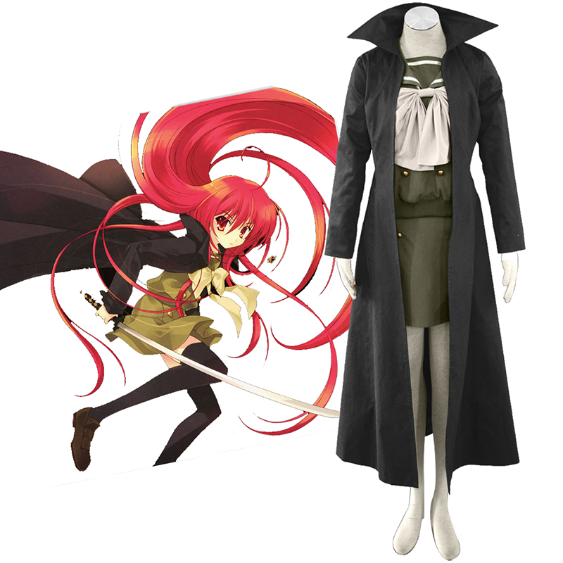 Déguisement Cosplay Shakugan no Shana Shana 3 Cloak Boutique de France