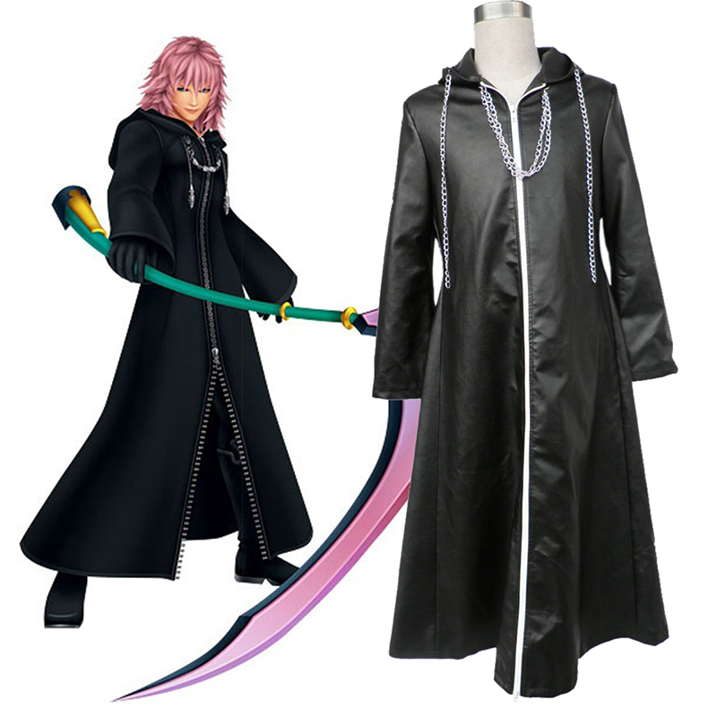 Déguisement Cosplay Kingdom Hearts Organization XIII Marluxia 2 Boutique de France