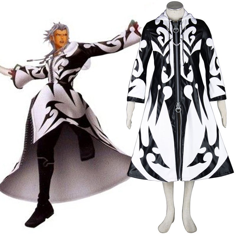 Déguisement Cosplay Kingdom Hearts Xemnas 1 Boutique de France