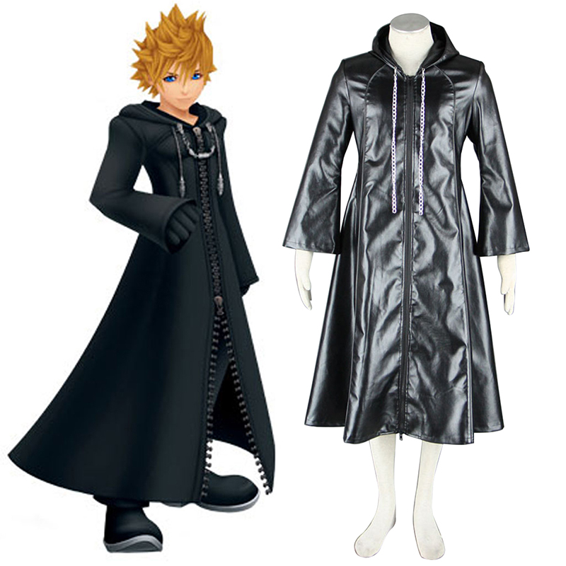 Déguisement Cosplay Kingdom Hearts Organization XIII 3 Roxas Boutique de France