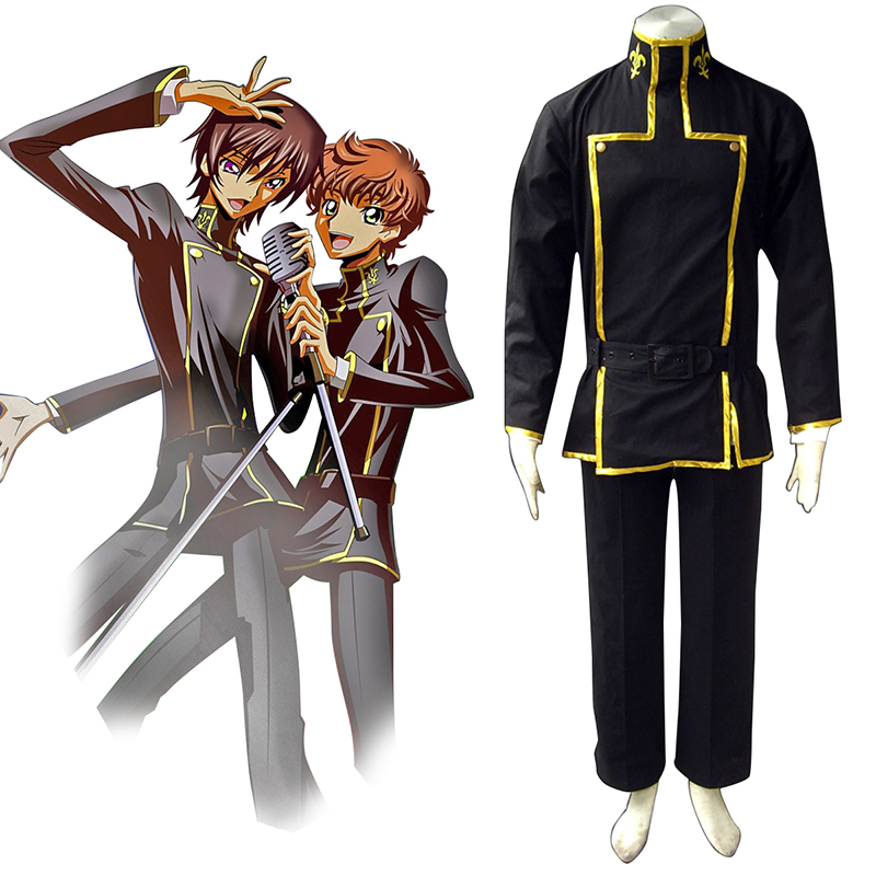 Déguisement Cosplay Code Geass Lelouch Lamperouge 1 Boutique de France