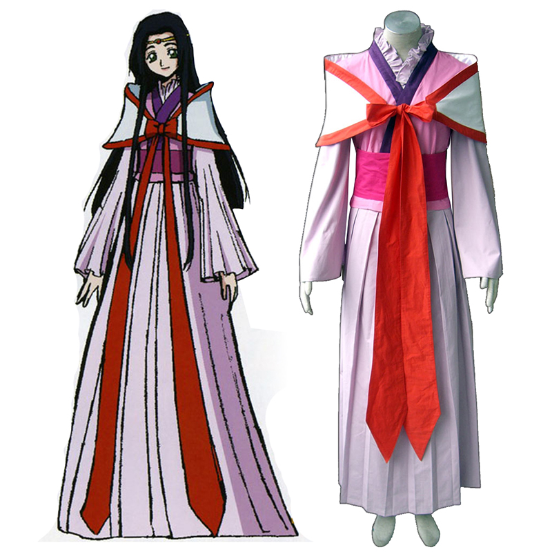 Déguisement Cosplay Code Geass Sumeragi Kaguya Boutique de France