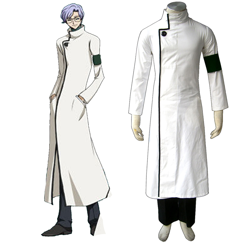 Déguisement Cosplay Code Geass Lloyd Asplund Boutique de France