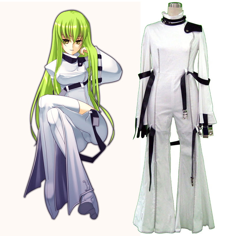 Déguisement Cosplay Code Geass C.C. 1 Boutique de France