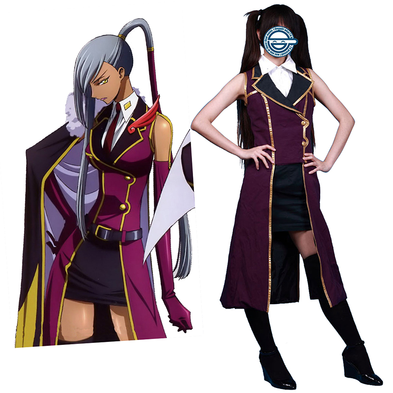 Déguisement Cosplay Code Geass Villetta Nu 1 Boutique de France