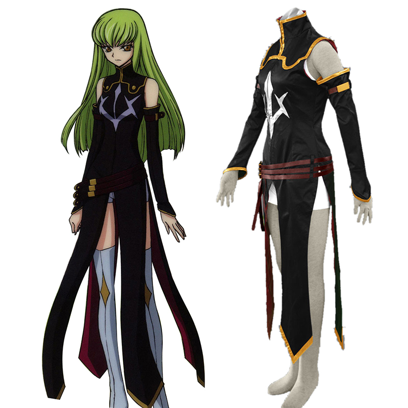 Déguisement Cosplay Code Geass C.C. 2 Boutique de France