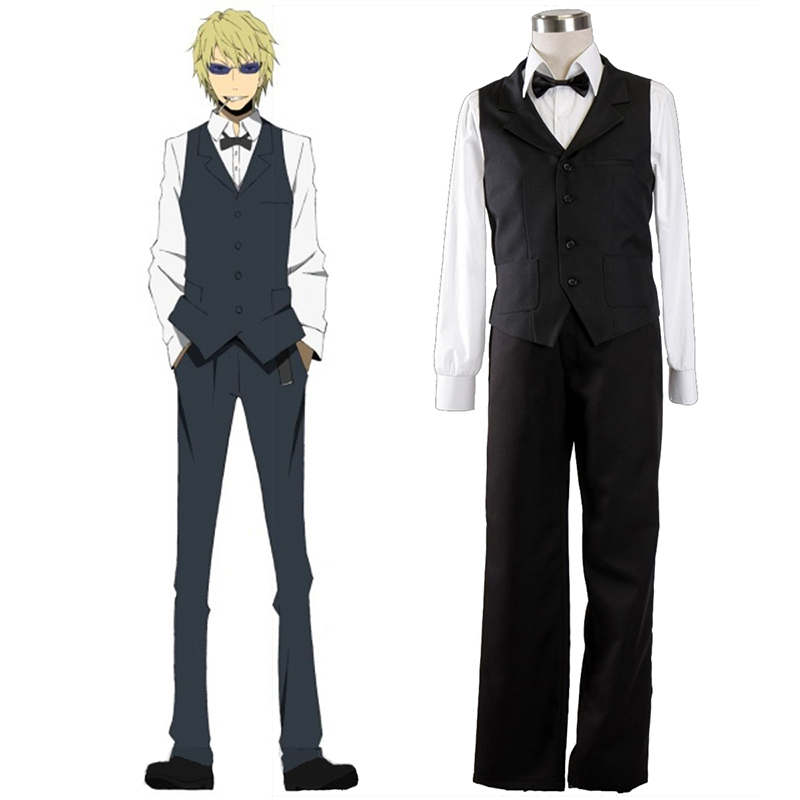 Déguisement Cosplay Durarara!! Heiwajima Shizuo 1 Boutique de France