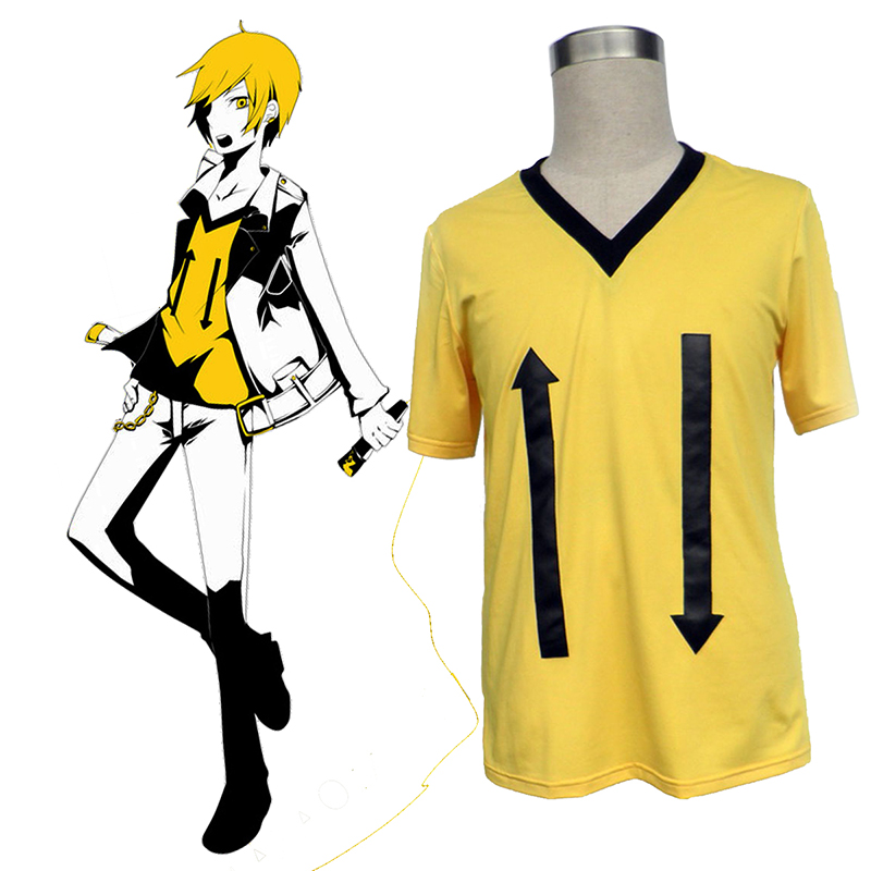 Déguisement Cosplay Durarara!! Kida Masaomi 1 T-shirt Boutique de France
