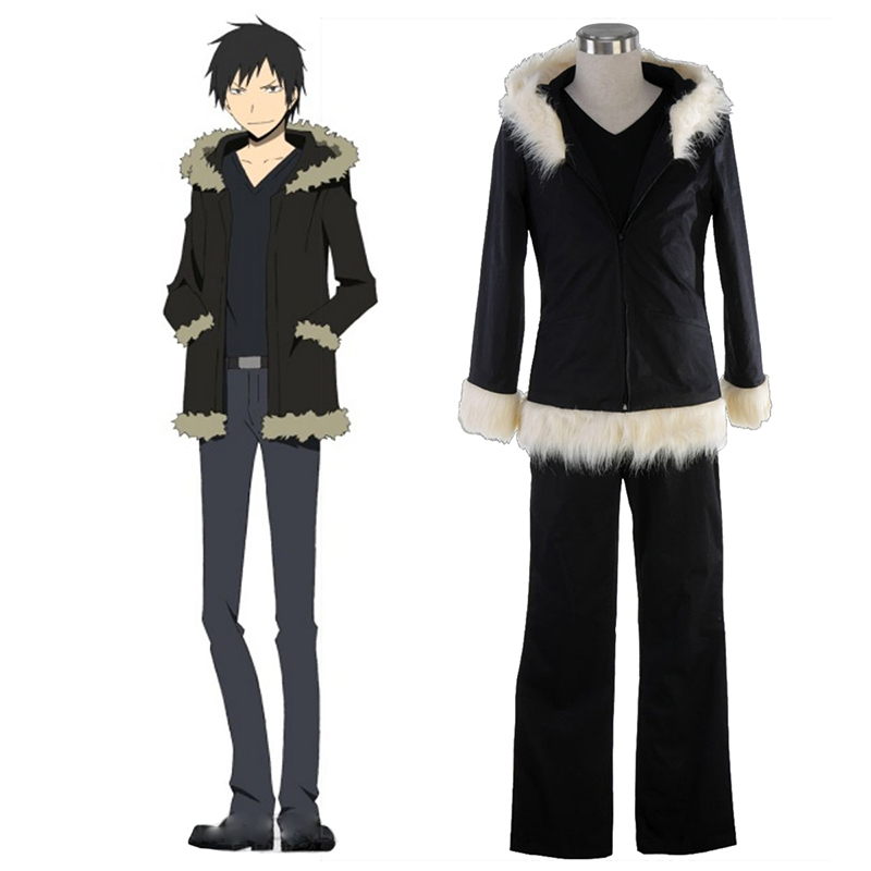 Déguisement Cosplay Durarara!! Izaya Orihara 1 Boutique de France